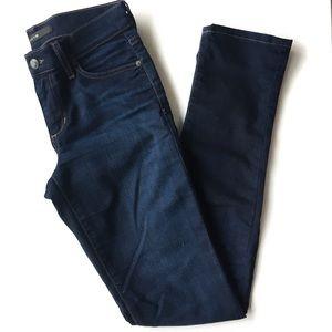 Joe's Jeans Darlene straight leg denim Size 26